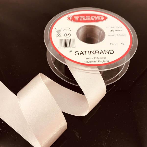 Satinband 25mm