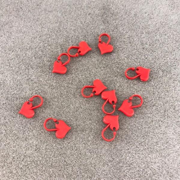 Addi Love stickmarkör hjärta 10 stycken