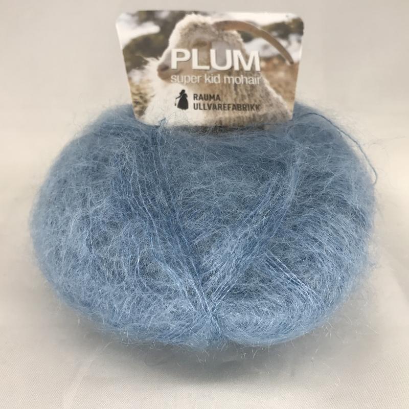 Rauma Plum 070 grå blå