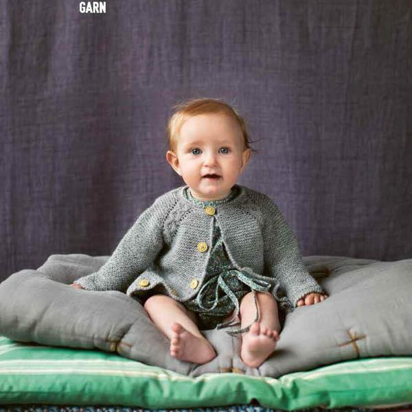 Mönstertidning 274 Inca baby