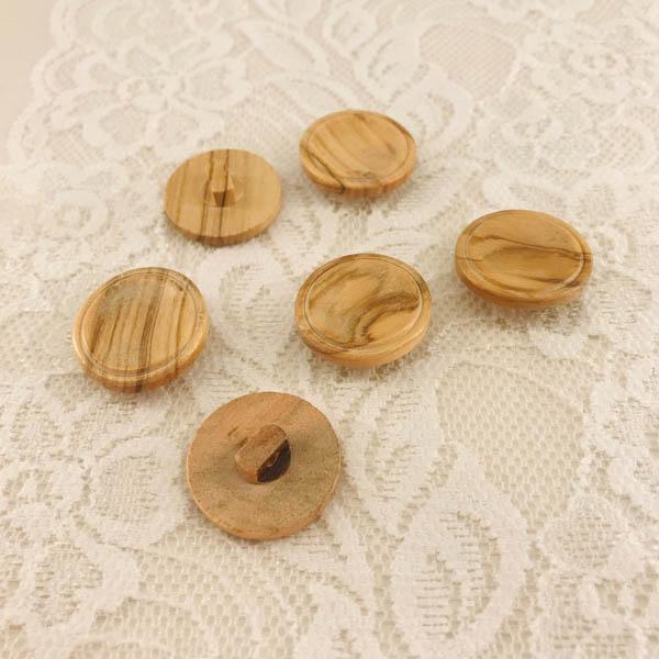Knapp trä hål under 23mm