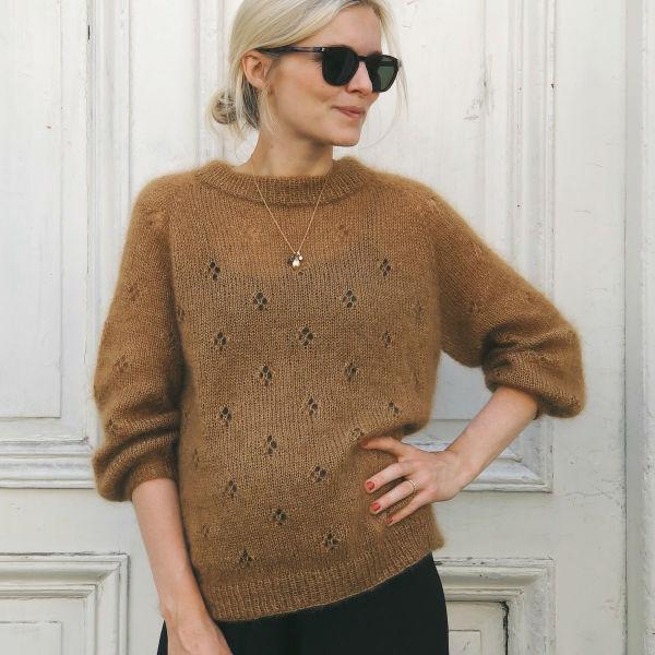 PetiteKnit Mönster Fortune Sweater