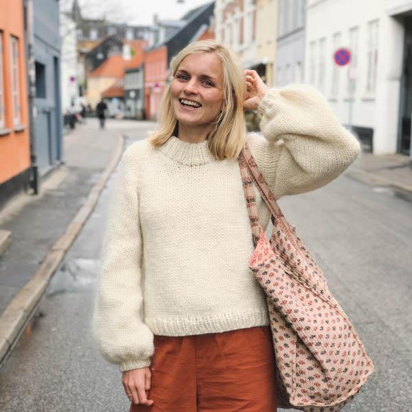 PetiteKnit Mönster Holiday Sweater
