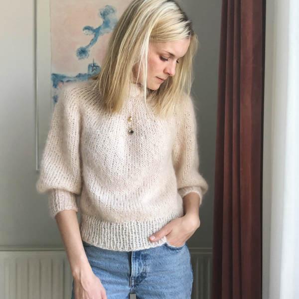 PetiteKnit Mönster Saturday Night Sweater