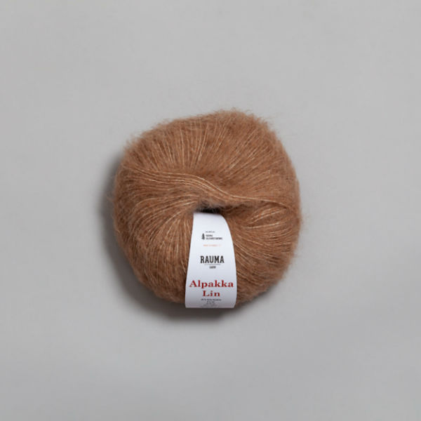 Alpakka Lin 6562 brunbeige