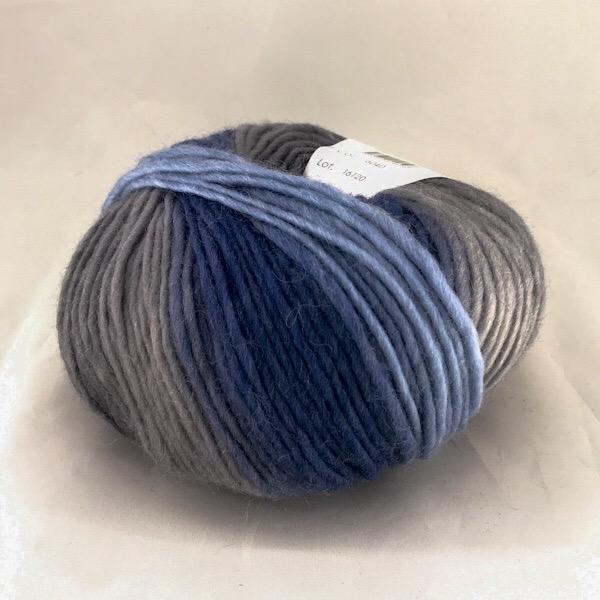 Incawool 6040 gråblå
