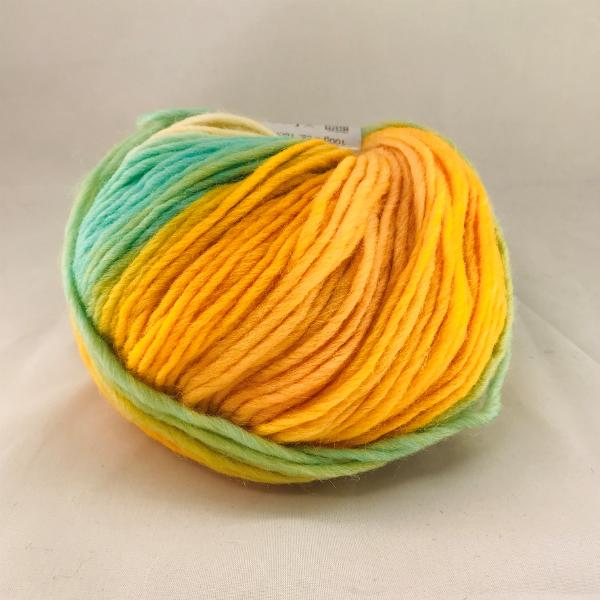 Incawool 1188 sol/apelsin print