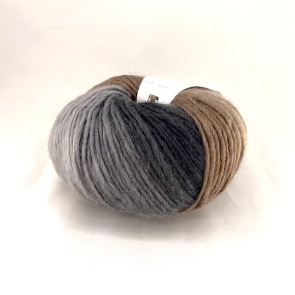 Incawool 6050 svartgråbrun