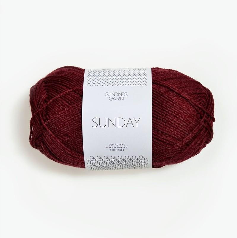 Sunday 4054 vinröd