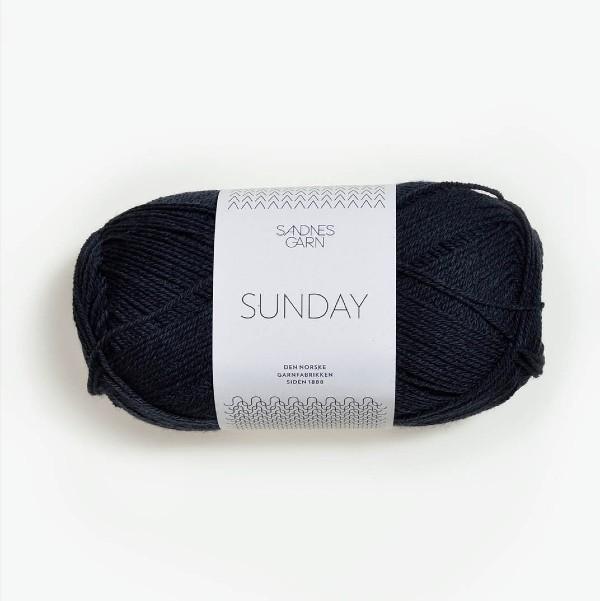 Sunday 6581 mörk gråblå