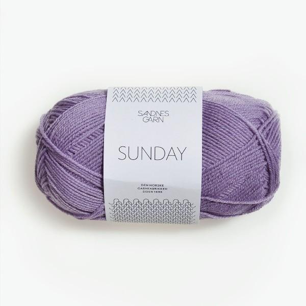 Sunday 5052 dammig lila