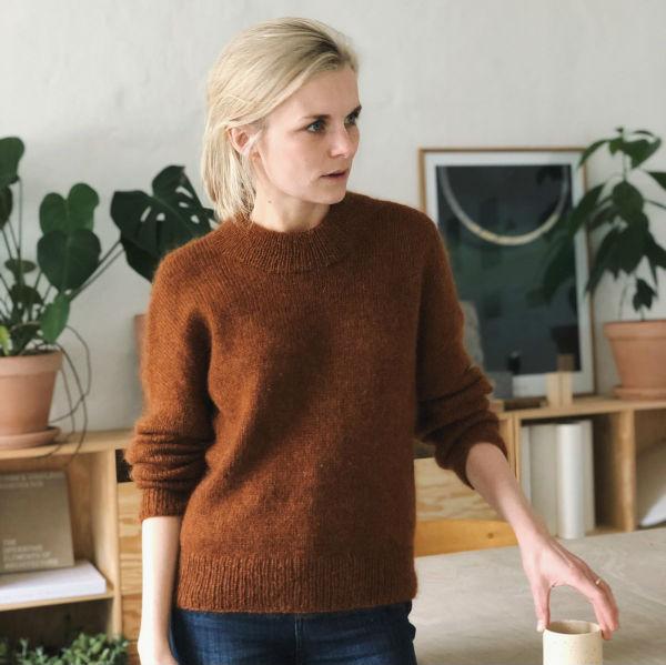 PetiteKnit Mönster Oslosweater