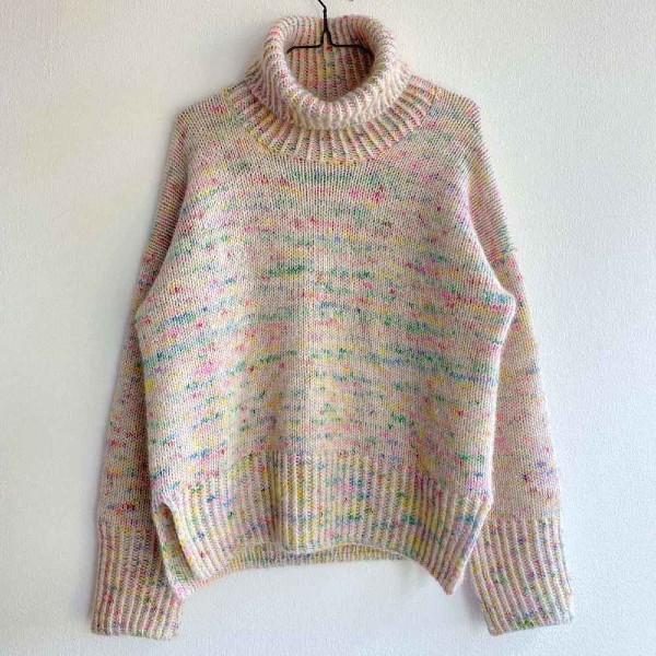 PetiteKnit Mönster Wednesday Sweater