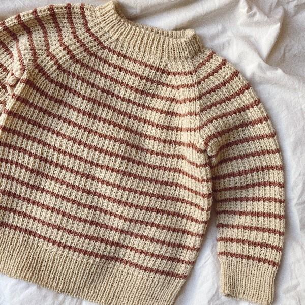 PetiteKnit Mönster Friday Sweater Mini