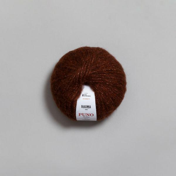 Rauma Puno 211022 brun metallic