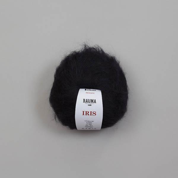 Rauma Iris 6063 svartblå