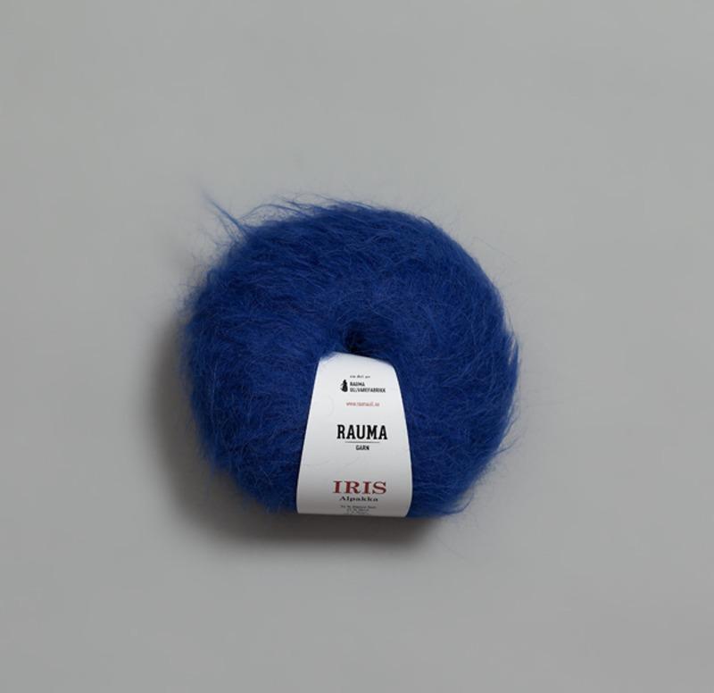 Rauma Iris 4922 kungsblå