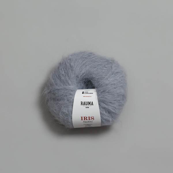 Rauma Iris 5146 ljus gråblå