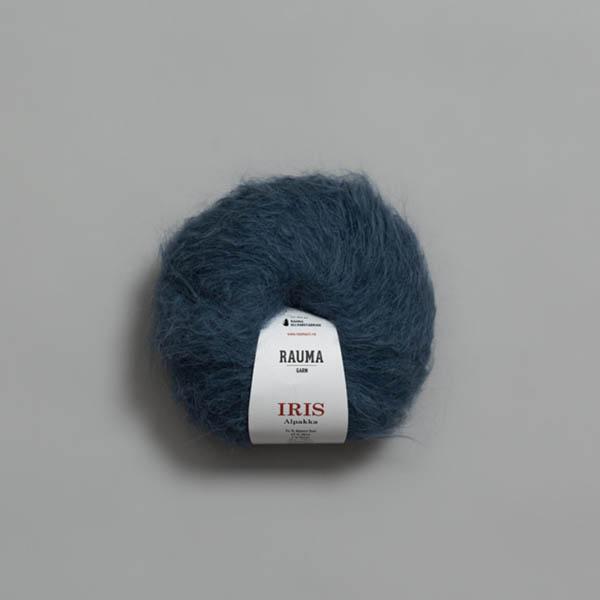 Rauma Iris 5628 grå/blå
