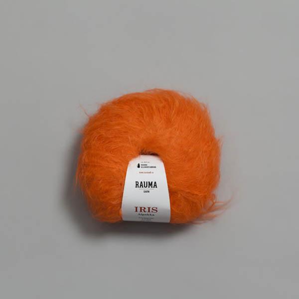 Rauma Iris 6591 orange