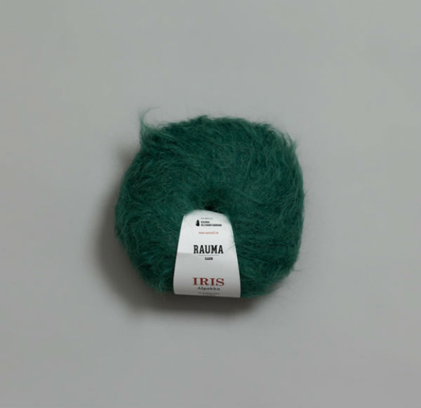 Rauma Iris 0961 grön