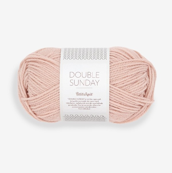 Double Sunday 3521 ballet shoes