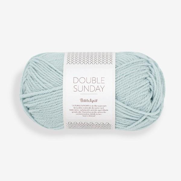 Double Sunday 5930 pale blue
