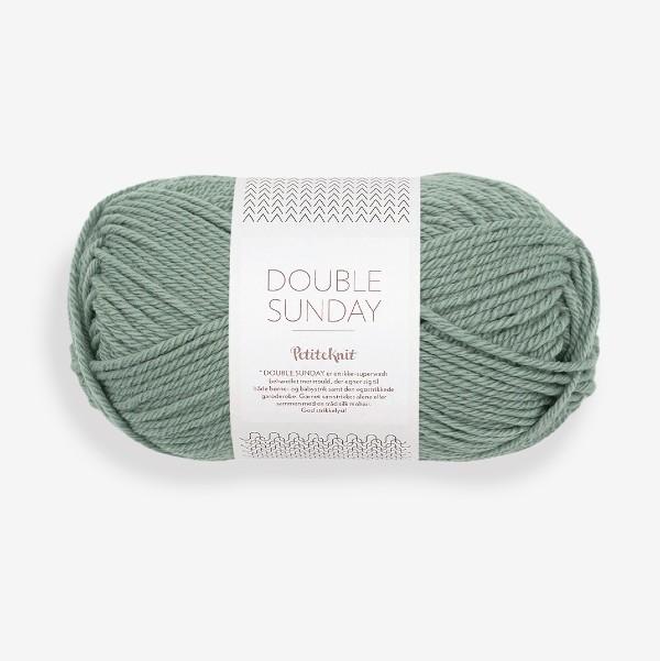 Double Sunday 8051 eucalyptus