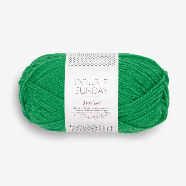 Double Sunday 8236 statement green
