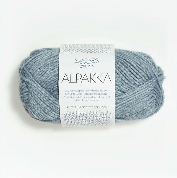 Alpakka 6531 isblå