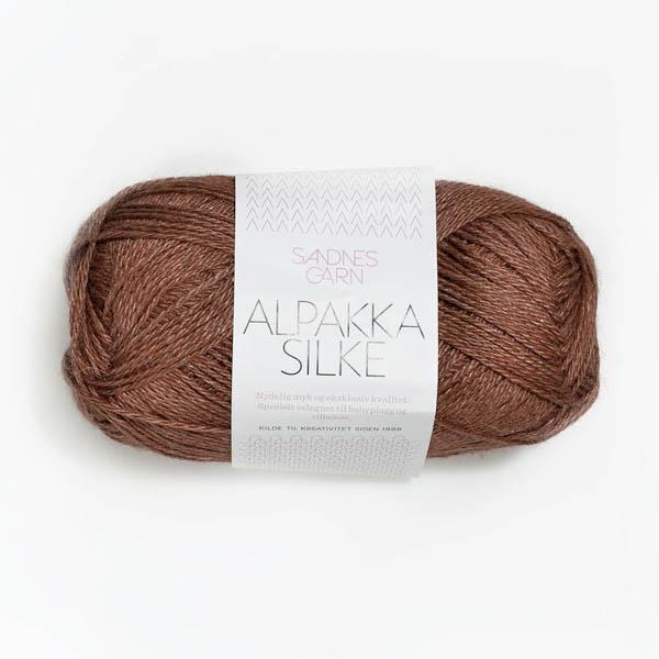 Alpakka Silke 3062 höst