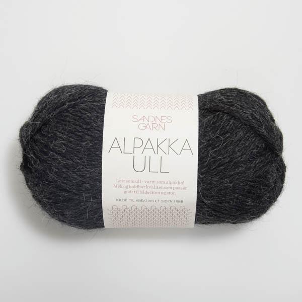 Alpakka Ull 1088 koks