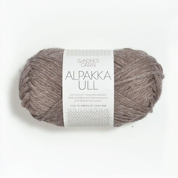 Alpakka Ull 2650 beigemelerad
