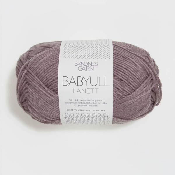 Babyull Lanett 4331 dus lila