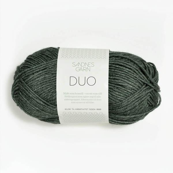 Duo 8072 skogsgrön