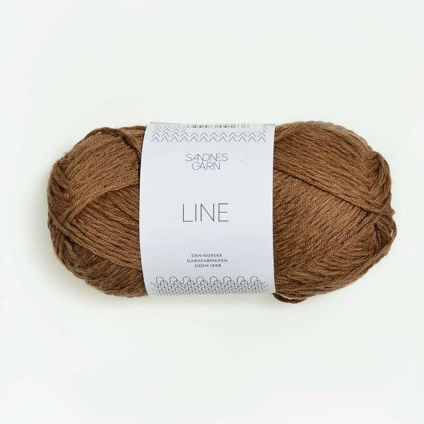 Line 2553 gyllenbrun