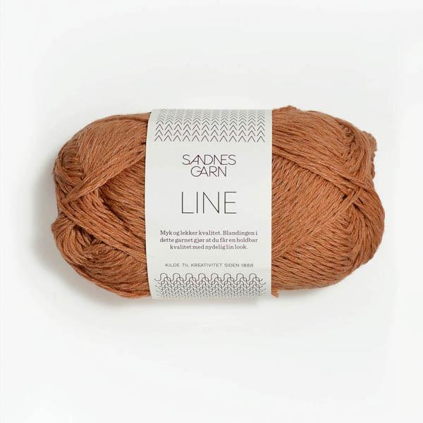 Line 2734 bränd sand