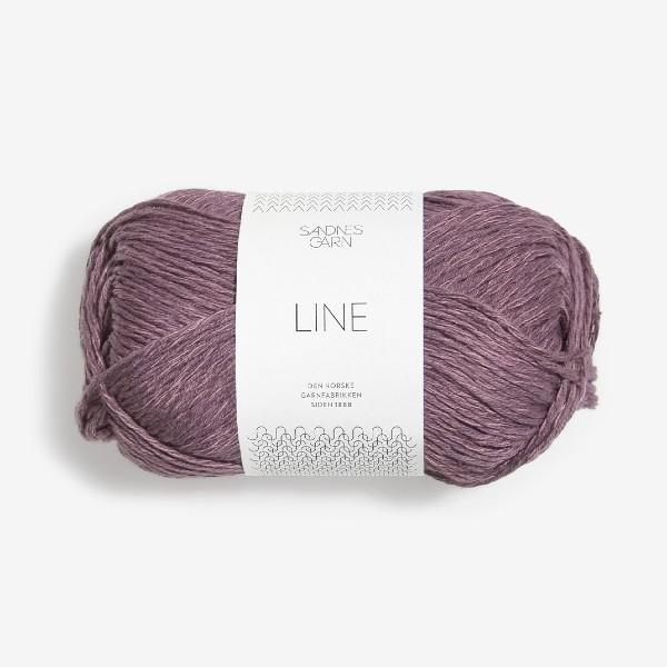 Line 4361 ljus aubergine
