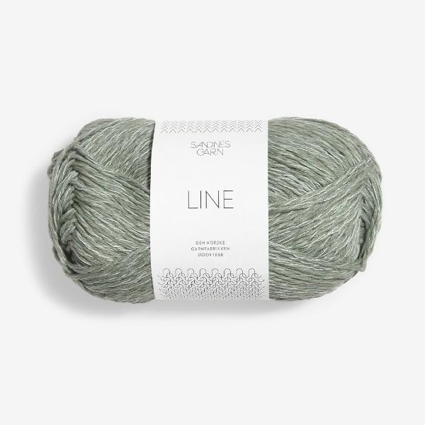Line 8521 ljus grön