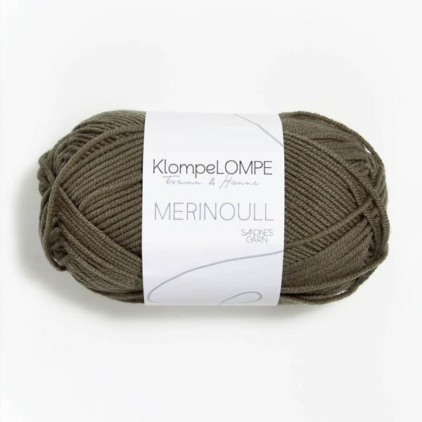 Merinoull 9851 ljus oliv