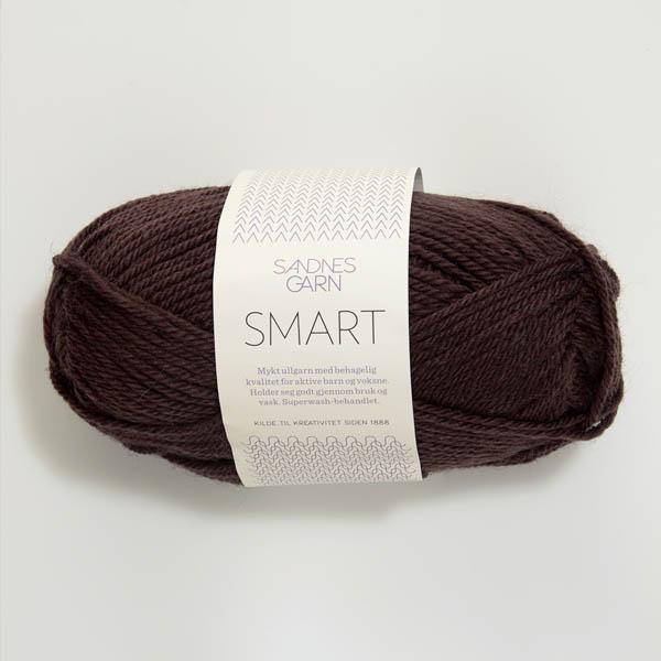 Sandnes Smart 3082 brun