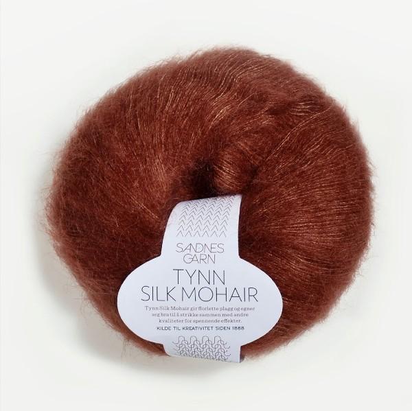 Tynn Silk Mohair 3554 rost