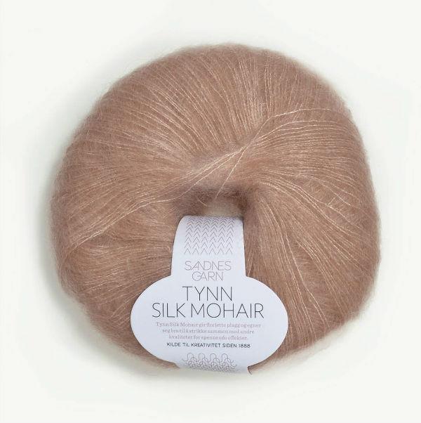 Tynn Silk Mohair 3511 puderrosa