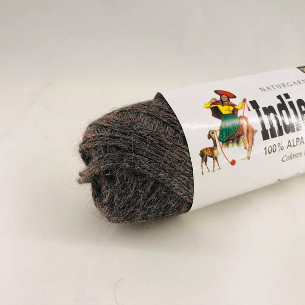 Indiecita m660 brun melerad