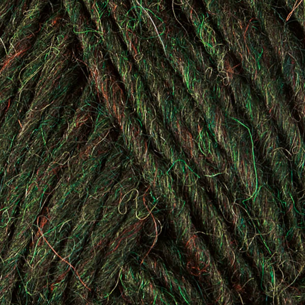Alafoss lopi 9966 grönmelerad