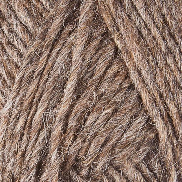 Lett Lopi 1420 mandelbrun