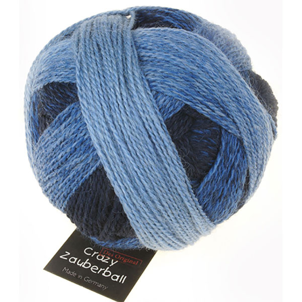 Crazy Zauberball 1535 stone-washed