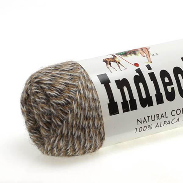 Indiecita 0174 beige tweed