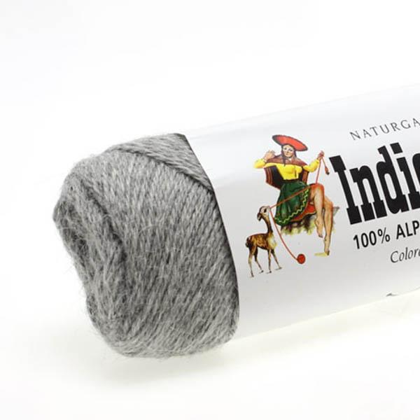Indiecita 0401 ljusgrå