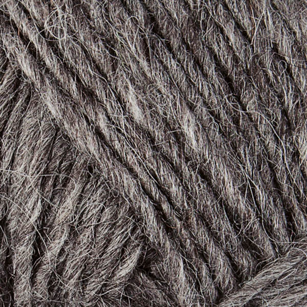 Alafoss lopi 0057 mellangrå